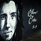 Shane Cross Mural by Luke Haggis