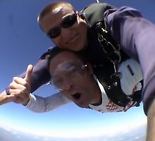 Sky Diving 10,000 Feet (1) by GetCarter