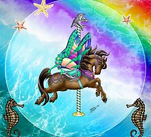 Fairytale Carousel Star Pearl by GOFORTH