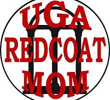 REDCOAT MOM by Ellen Hardin