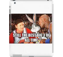 The best big 3 iPad Case/Skin