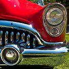 '53 Buick Skylark Convertible by James Howe