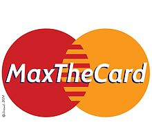 Mastercard Logo Spoof - Max The Card ! by cartoon
