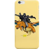 Darth Vader Riding Charizard iPhone Case/Skin