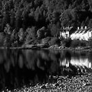 Loch Rannoch Reflection by PigleT