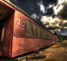 E Train by Ben Pacificar