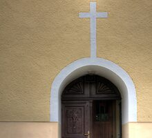 Church Entrance by hynek