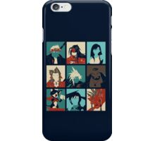 Final Pop Art iPhone Case/Skin