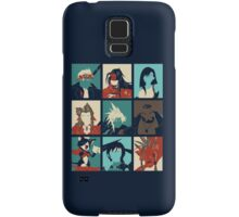 Final Pop Art Samsung Galaxy Case/Skin
