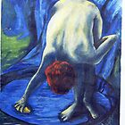 Bather by students