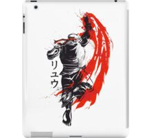 Traditional Fighter iPad Case/Skin