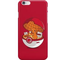 Red Pokehouse iPhone Case/Skin