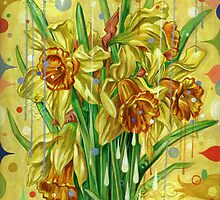 Daffodil by Paul Allen