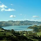 Governors Bay, New Zealand by John Brotheridge