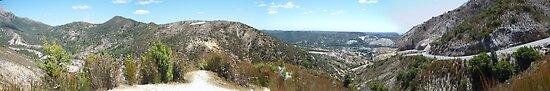 Queenstown  -  Tasmania by Paul Coussa
