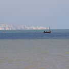 White Cliffs of Dover by Nixter