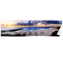Cottesloe Sunset Poster