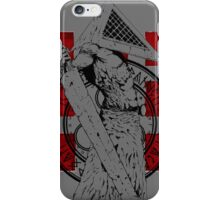 Pyramid Head Tribute iPhone Case/Skin