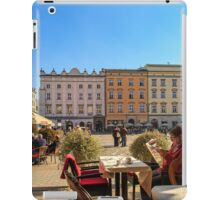 Lazy afternoon in Stare Miasto iPad Case/Skin