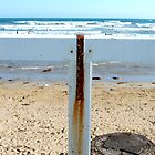 Rusted Post by tano