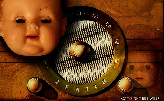 Radio babies. by Jeff  Wiles