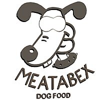 Meatabex Dog Food - Wallace and Gromit Photographic Print