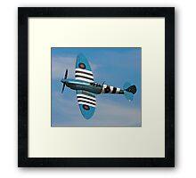 Spitfire PR.XI PL965/R G-MKXI Framed Print