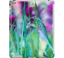 Vivid Grasses iPad Case/Skin