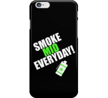 CS:GO - SMOKE MID EVERYDAY with Leaf! iPhone Case/Skin