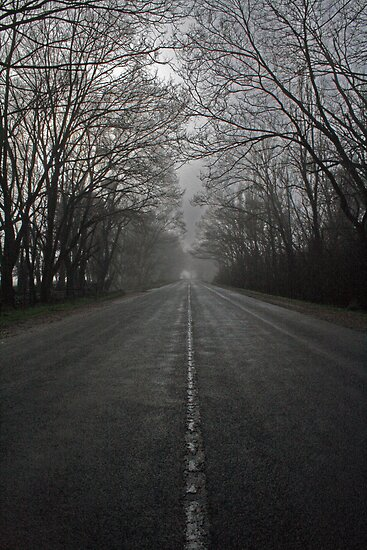 Road Ahead by Steve Chapple