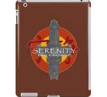 SERENITY - CLASS: 03-K64-FIREFLY iPad Case/Skin
