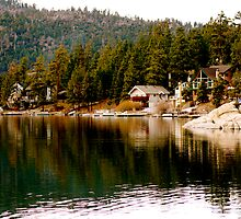 Big Bear Lake by Robin Fortin IPA