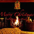 Merry Christmas by © Janis Zroback