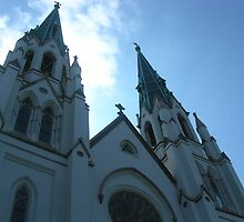 Church Steeples by Walker Everette
