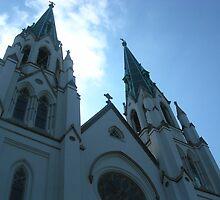 Church Steeples by Walker Everette