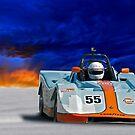 SRF Race Car 'Vintage Can Am' II by DaveKoontz