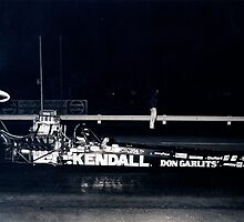 DON GARLITS SACRAMENTO RACEWAY 1985 by SMOKEYDOGSOCKS