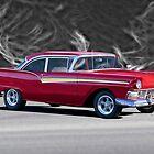 1957 Ford Fairlane 500 Hardtop by DaveKoontz