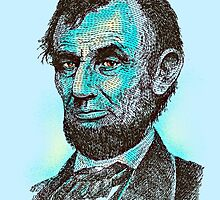 Abraham Lincoln by barmalisiRTB
