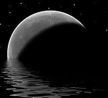 Lunar Lake by Shannon Beauford