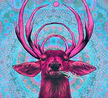 Dope Deer by Telic