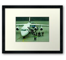 Bon Voyage, My Love! Framed Print
