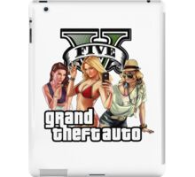 The girls iPad Case/Skin