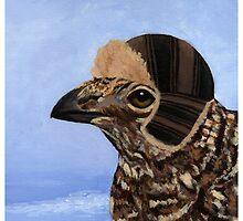 A Fashionable Hen by talonzi