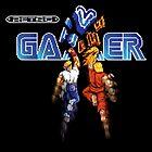 Retro Gamer by Samiel