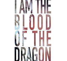 Daenerys Targaryen (Quote) by Ryan Swannick