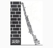 Full metal Jacket poster by saulhudson32