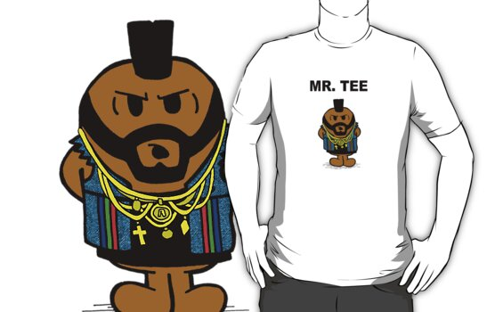 Mr. Tee by Monstar