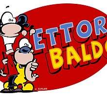Ettore and Baldo logo by S. Milani by ettorebaldo
