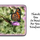 Thank You For Your Kindness by Sheryl Kasper